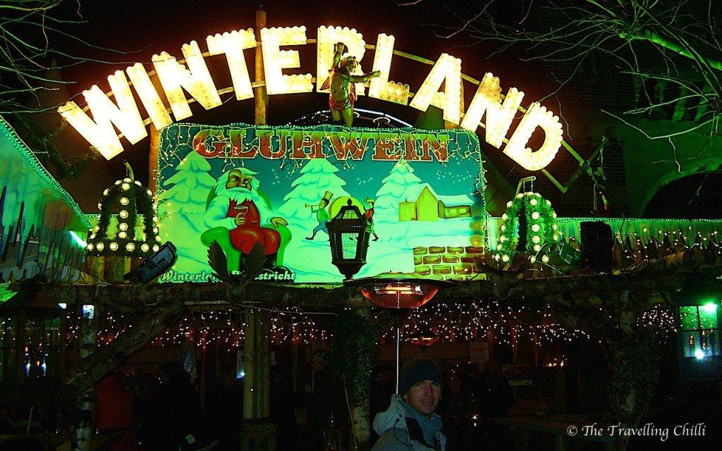 Christmas Market Hasselt Winterland