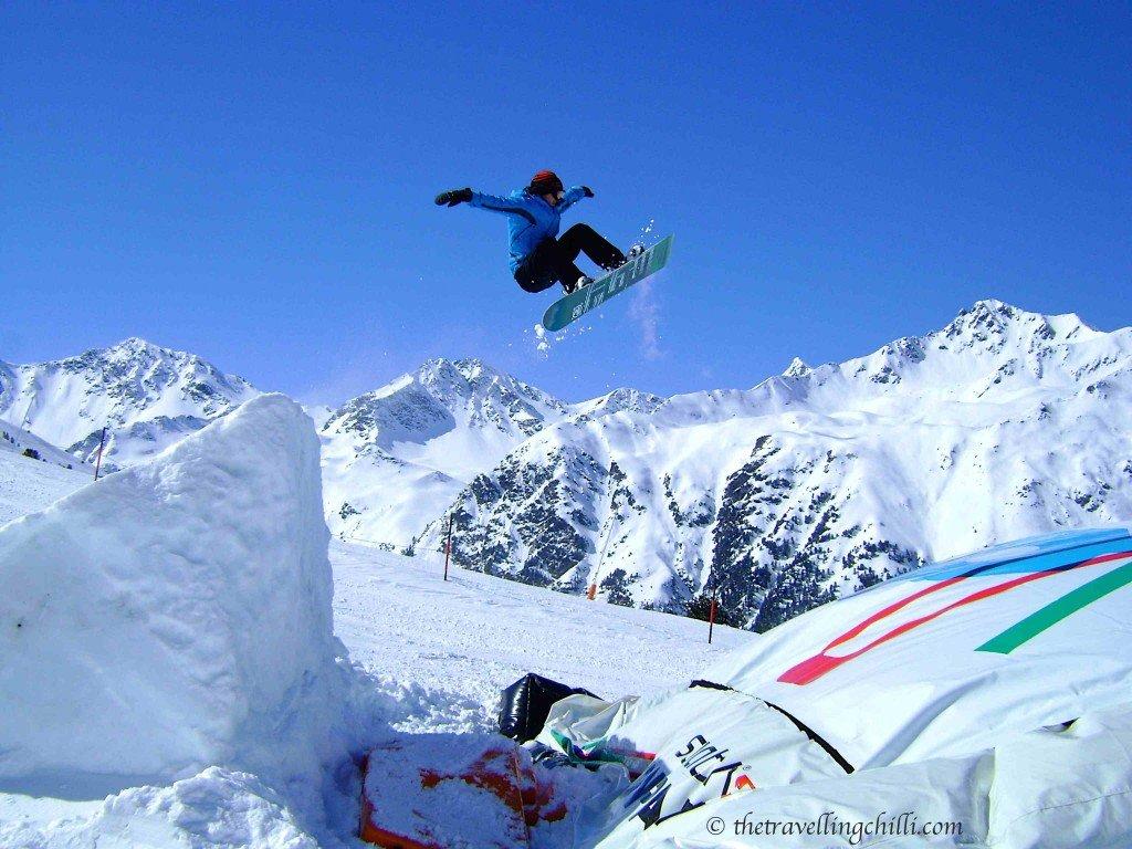 Fiss sean jump austria