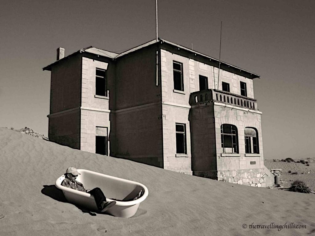 Namibia Kolmanskop Lüderitz africa ghosttown