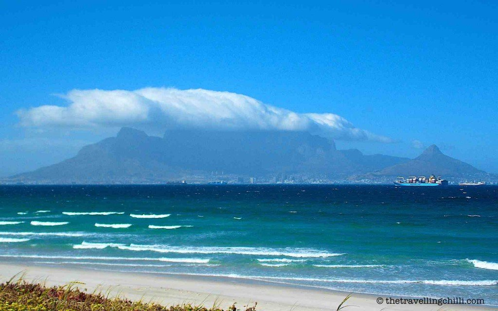 table mountain south africa cape town natural wonders
