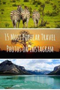 15 Most Popular Travel Photos on Instagram