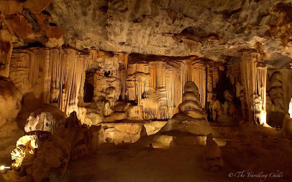 Picture of the Cango Caves