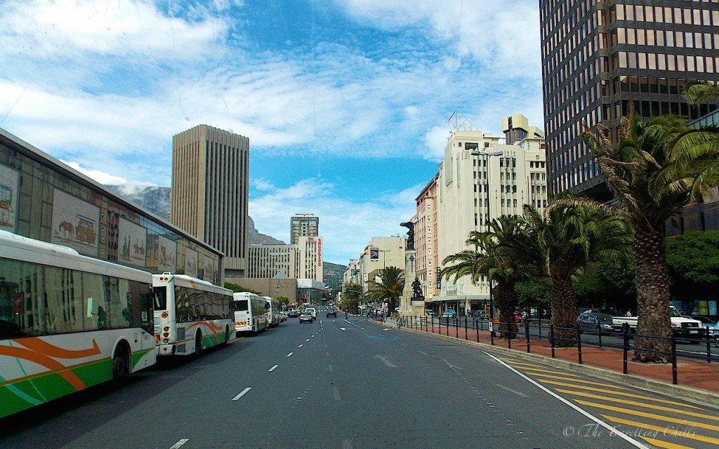 Public Transport Cape Town