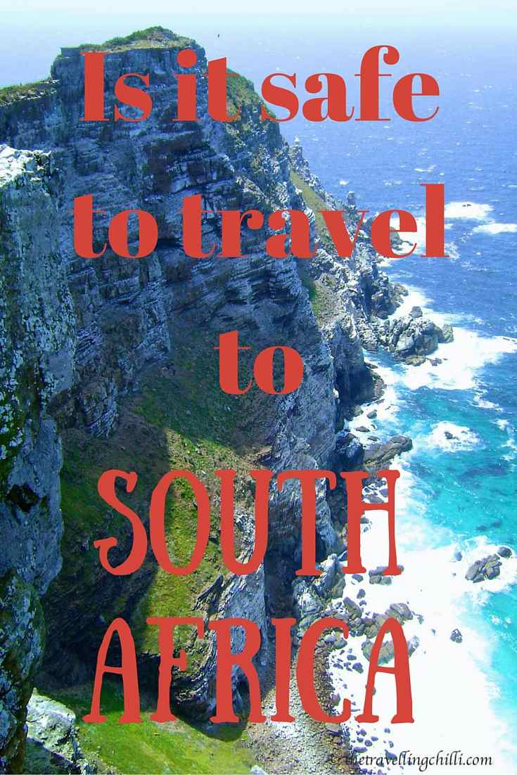 Is South Africa safe to travel?