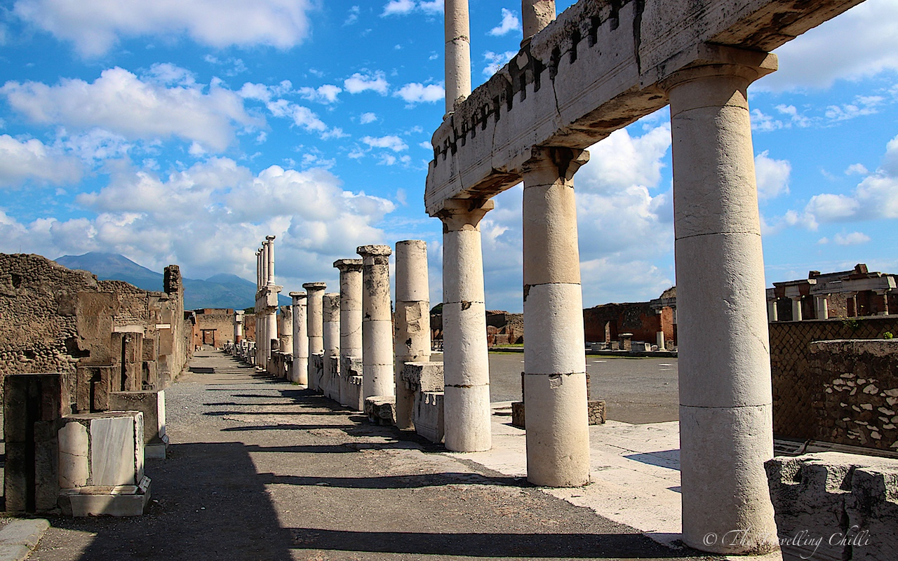 Pompeii – A step back in time