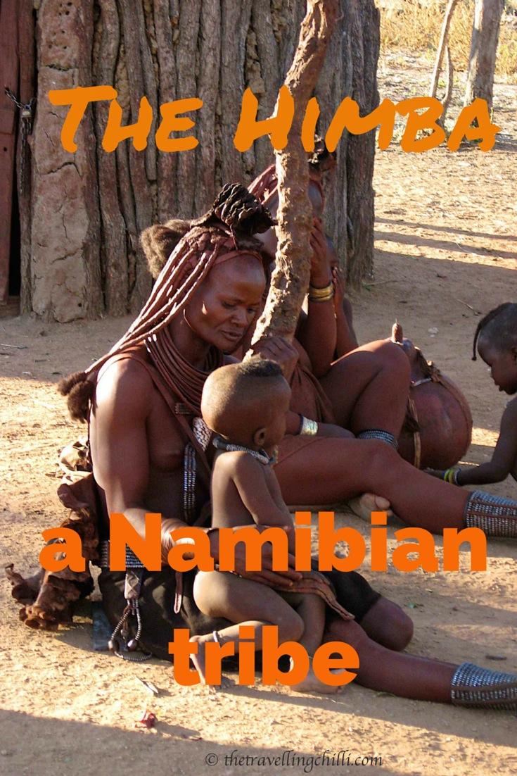 himba a namibian tribe namibia