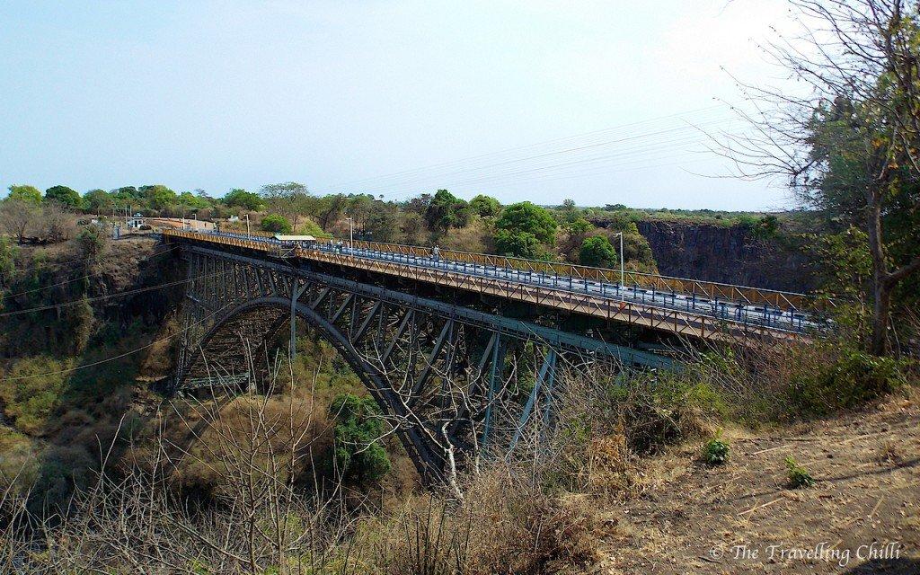 Bridge Zimbabwe Victoria Falls