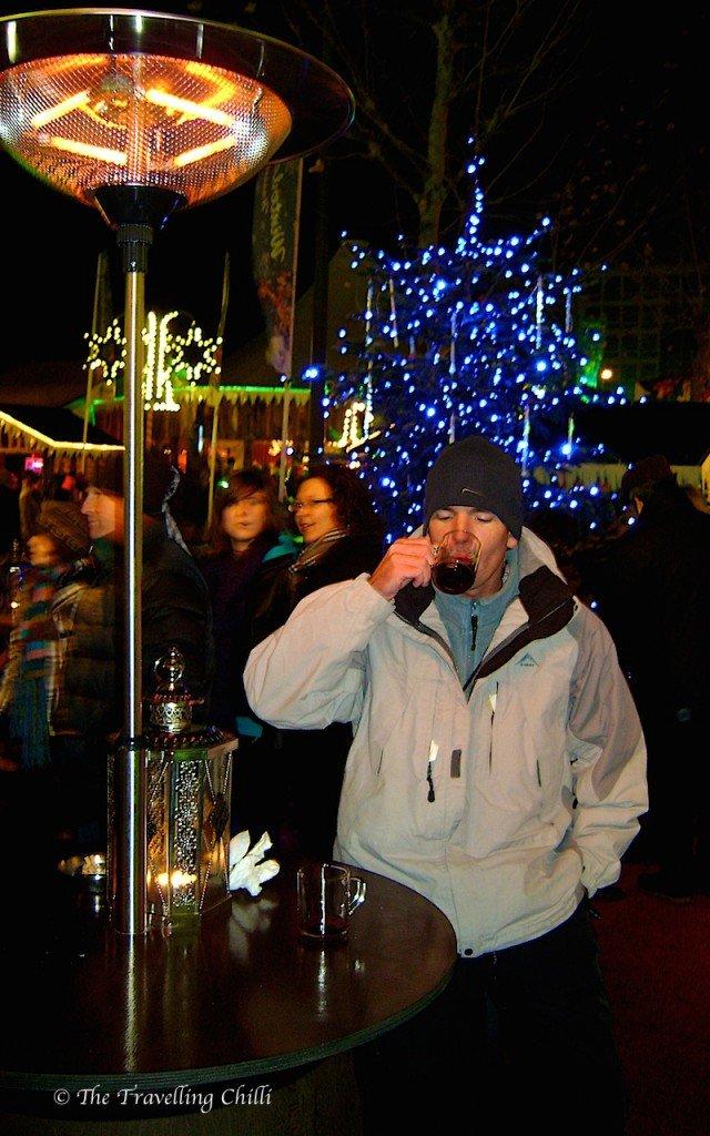 Winterland Christmas market Hasselt