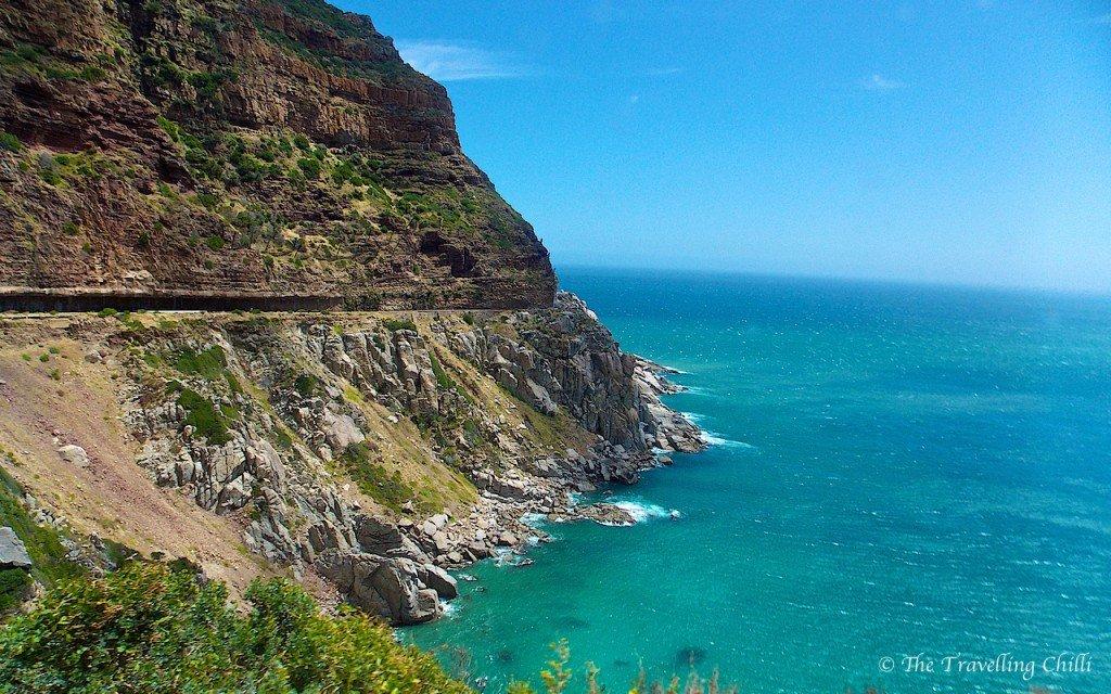 Chapman's Peak Drive South Africa Cape Town