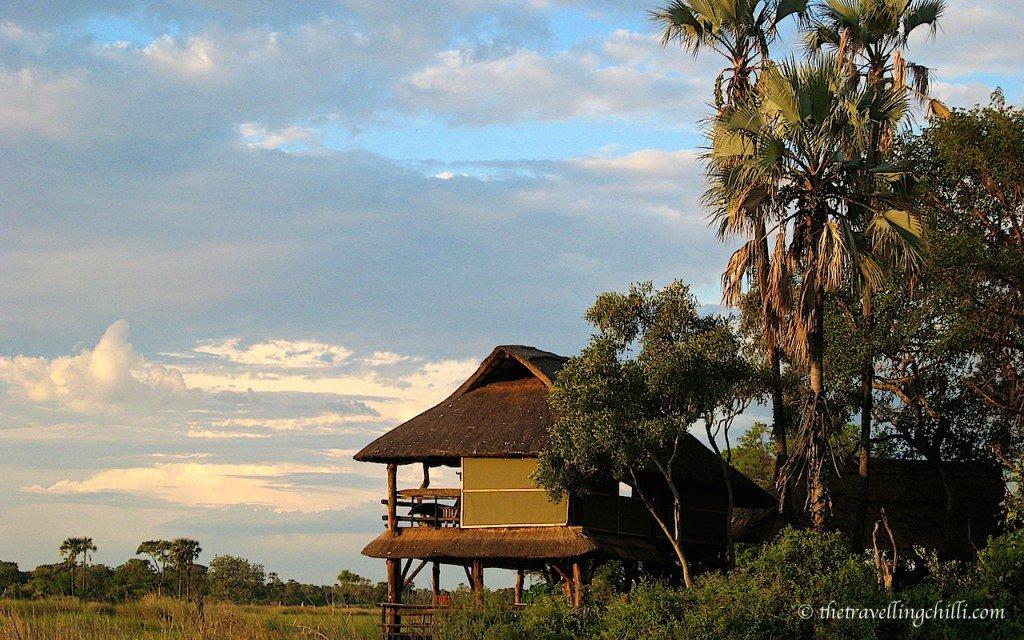 Okavango Delta Botswana Gunn's Camp