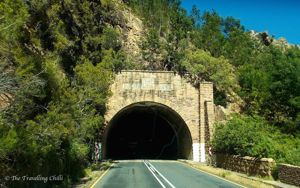 Du Toits Tunnel Cape Town South Africa