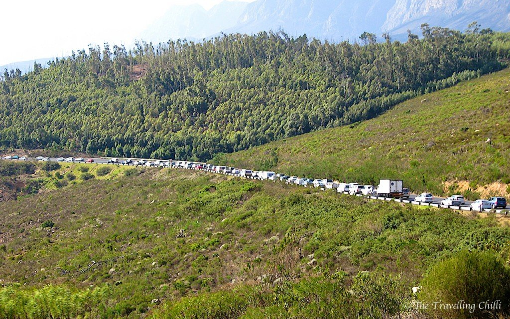 Sir Lawry's Pass Gordon Bay Cape Town