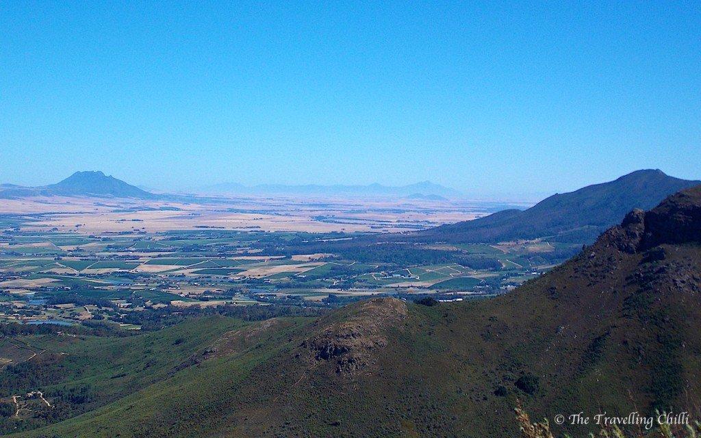 Du Toits Kloof Pass Cape Town South Africa