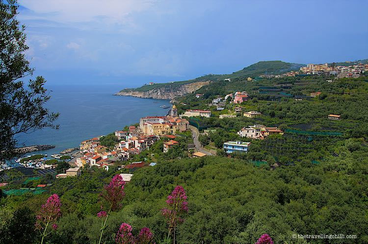 Amalfi Coast romantic getaways in Europe