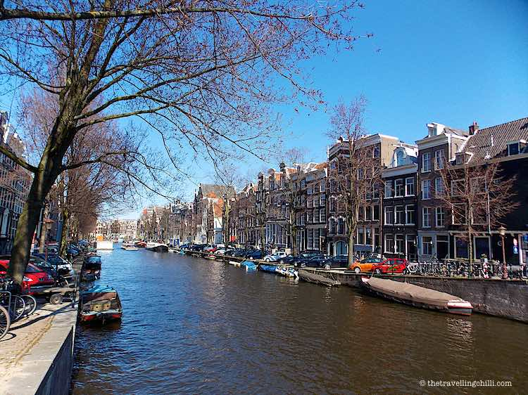 Amsterdam romantic getaways in Europe