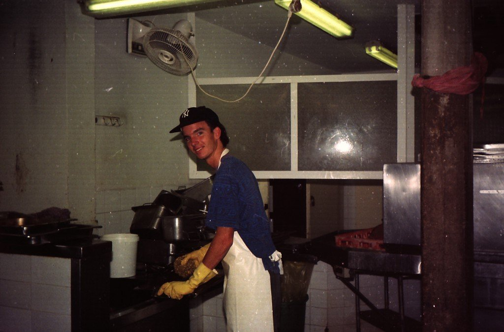 Kibbutz Yehiam dishwashing Work Israel