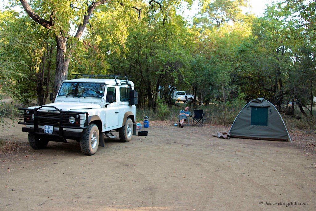 Tsendze camp kruger south africa