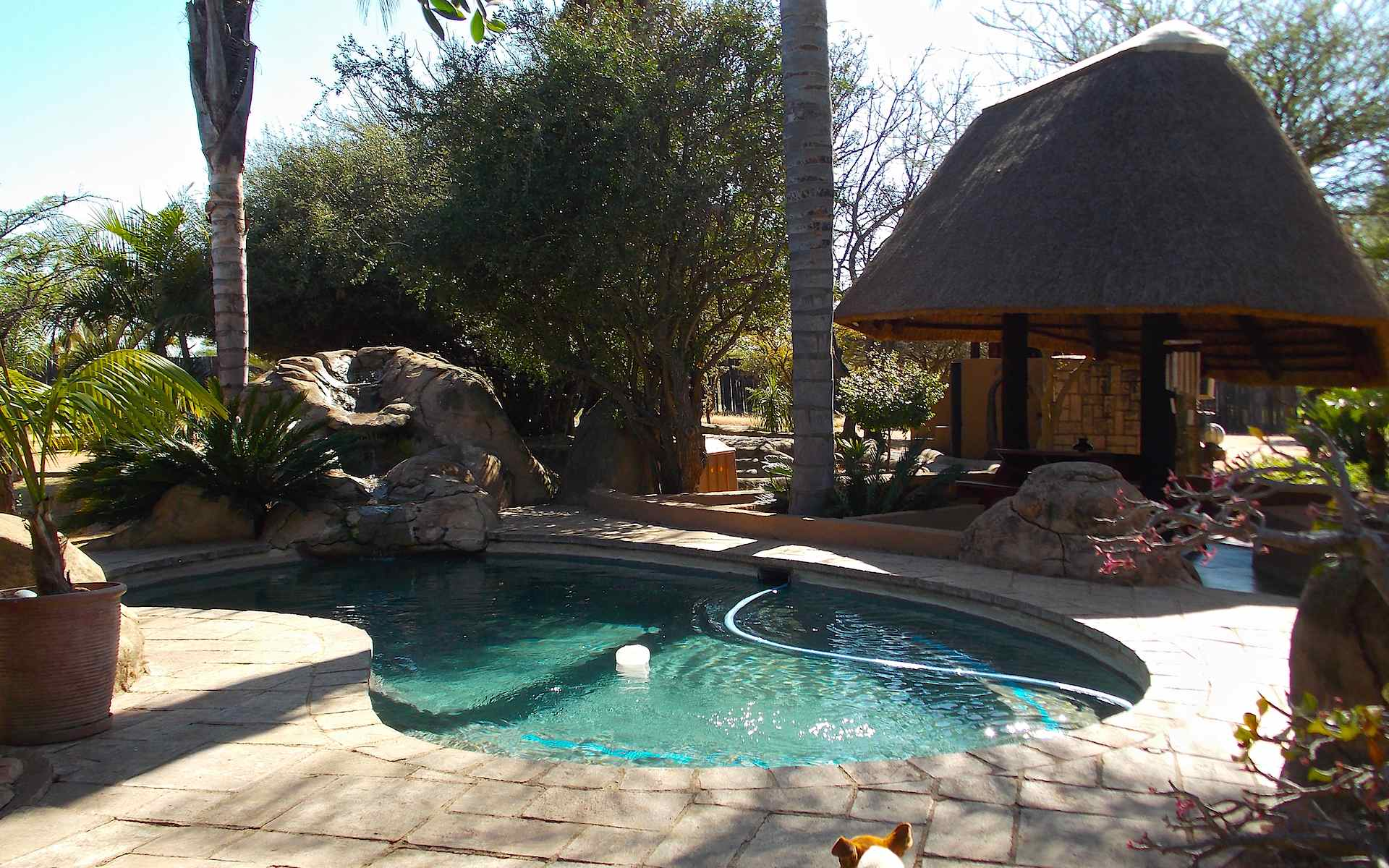 Boma In The Bush – A perfect stop over