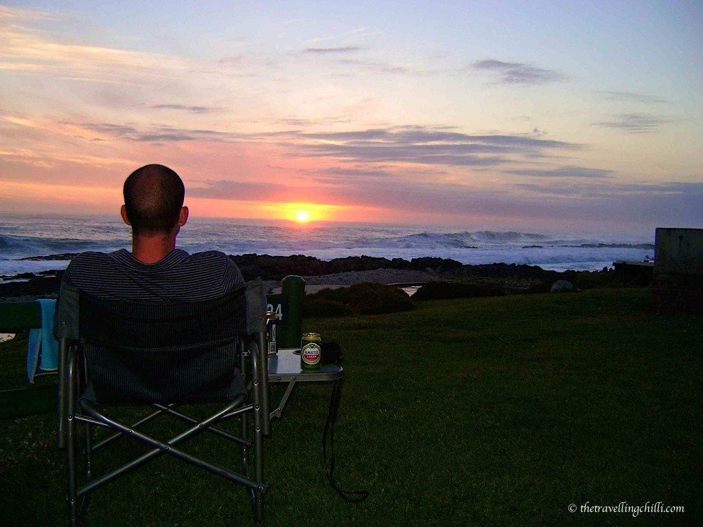 Africa sunset south africa tsitsikamma national park