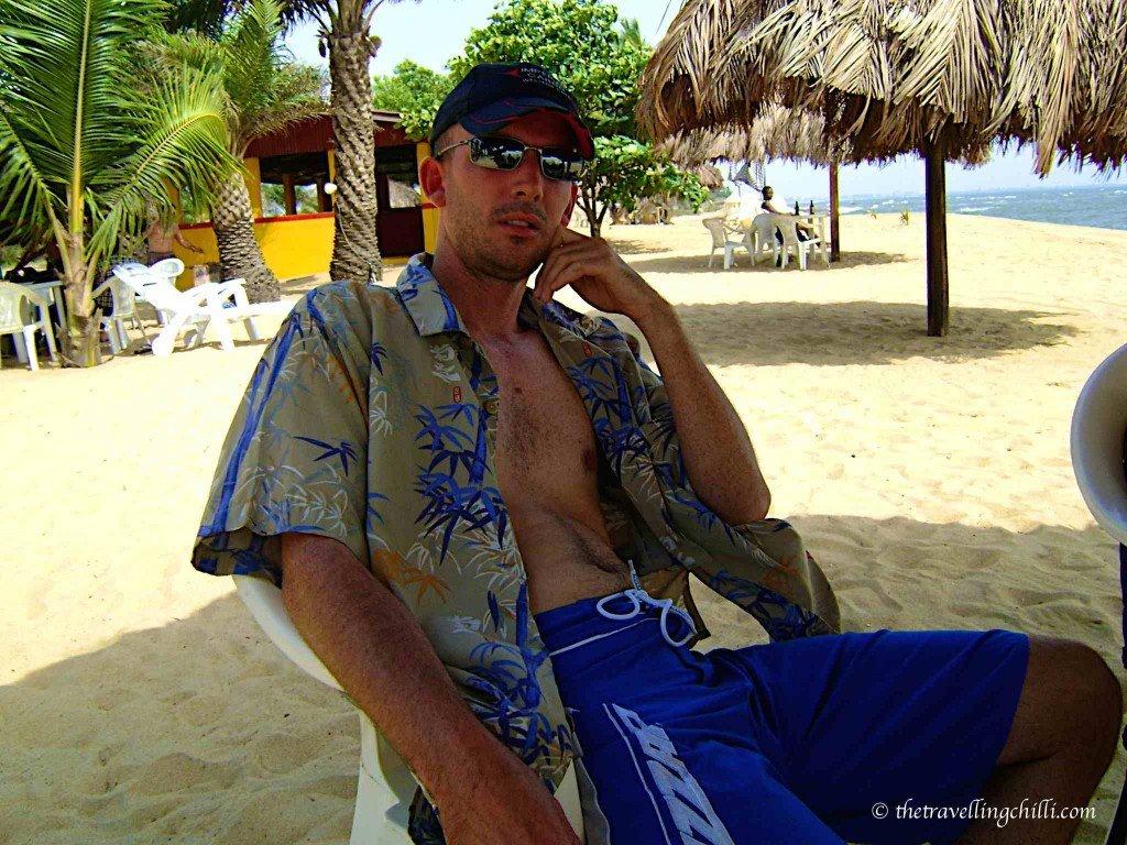 beach liberia sean