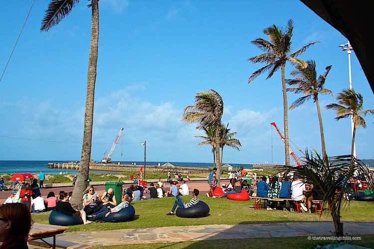 Durban vibe beach golden mile