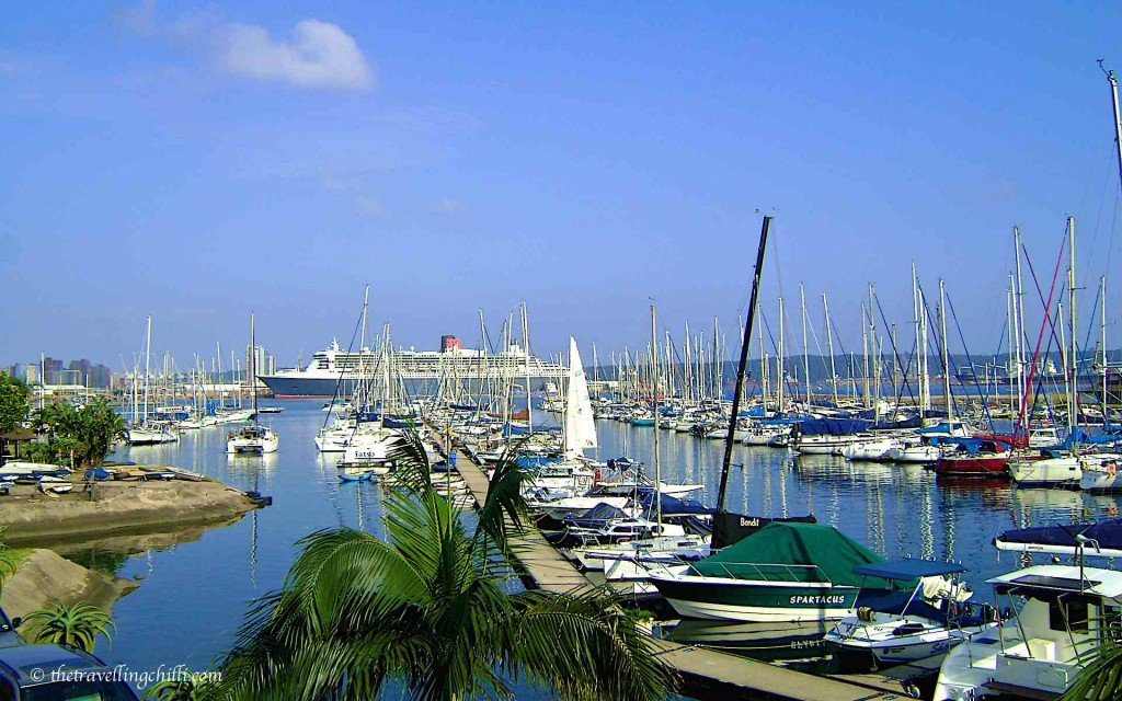durban port yacht south africa