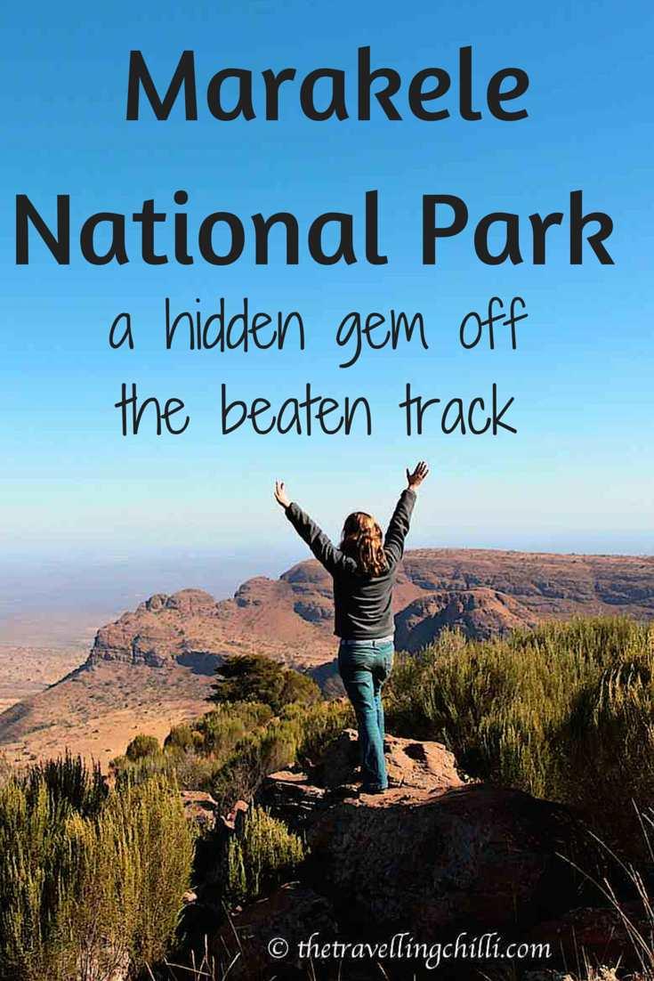Marakele national park south africa