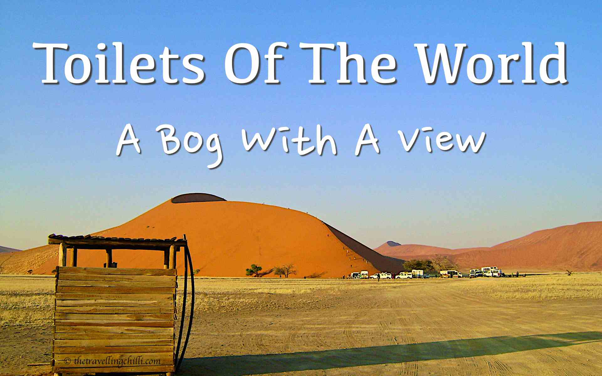 Toilets of the world - A bog with a view