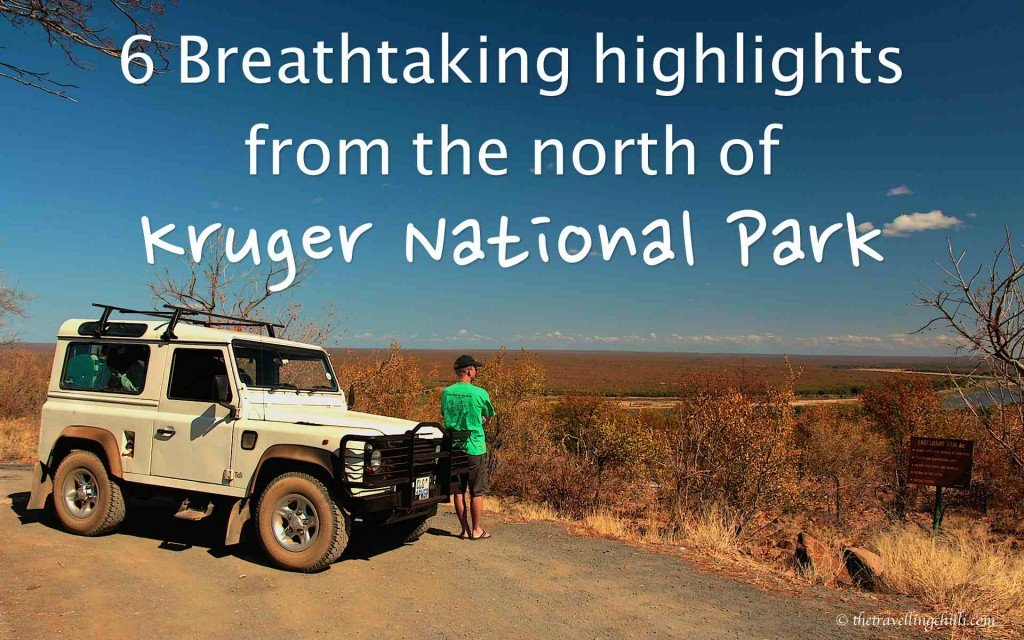 Breathtaking highlights from the north of kruger national park