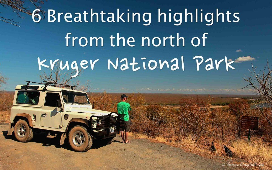 Kruger National Park – 6 Breathtaking Highlights from the north