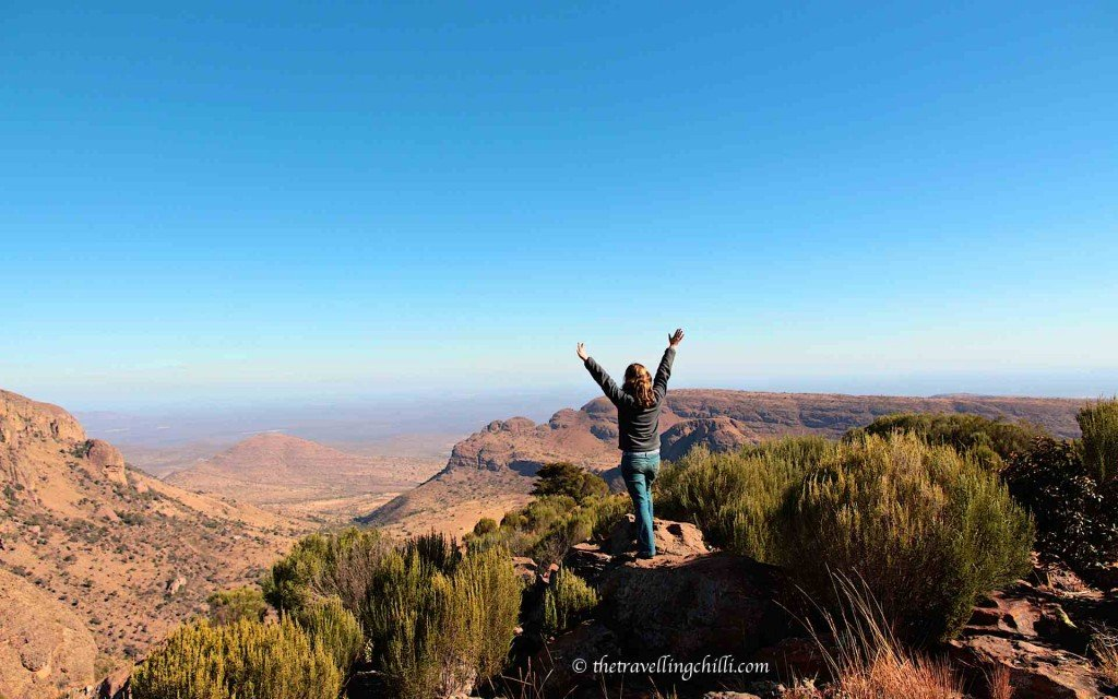 marakele national park south africa viewpoint sanparks