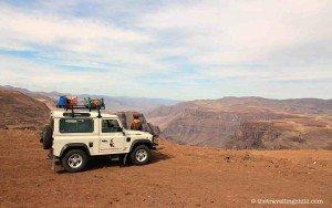 Landy Sean Lesotho view