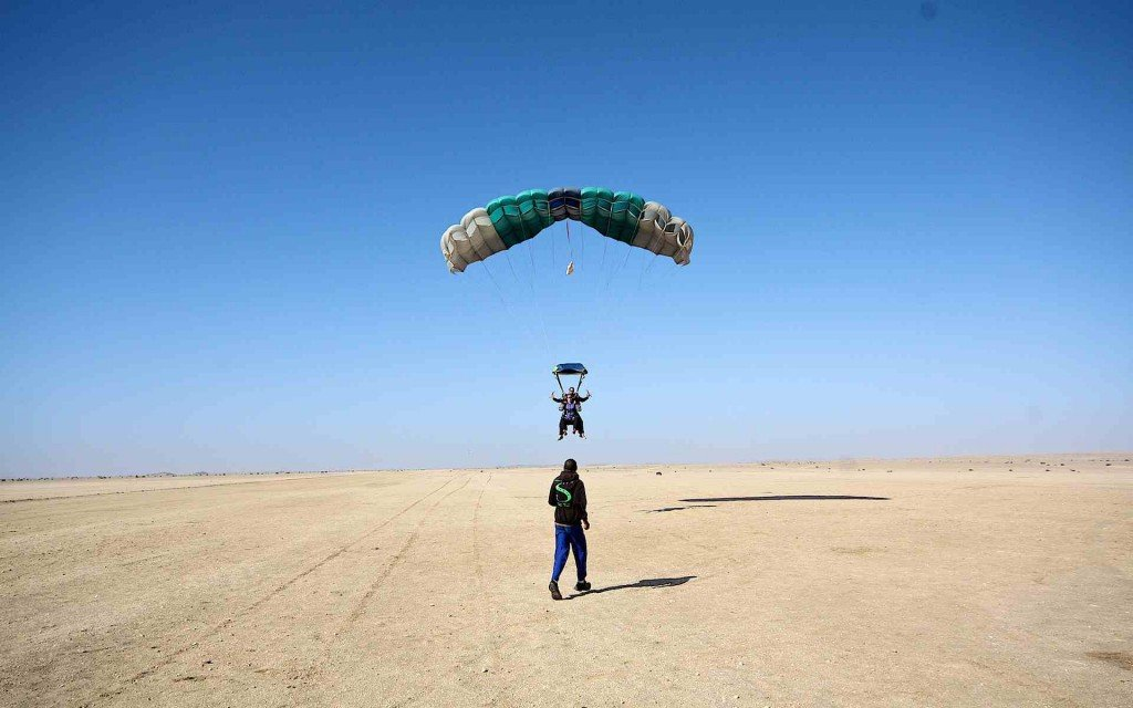 Skydive swakopmund namibia adrenaline| visit Namibia | things to do in Namibia
