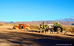 namibia car solitaire highlights