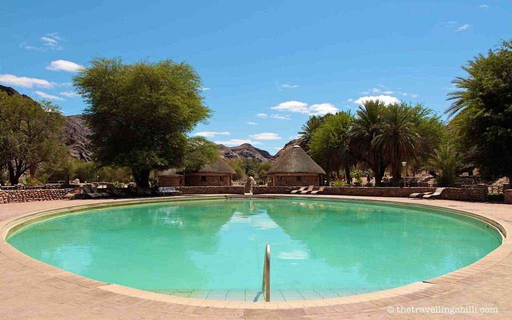 ai ais hot springs namibia