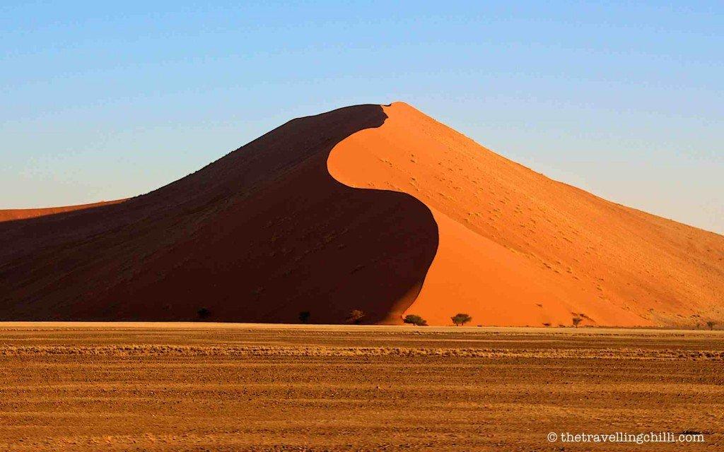 namibia sossusvlei dunes hightlights