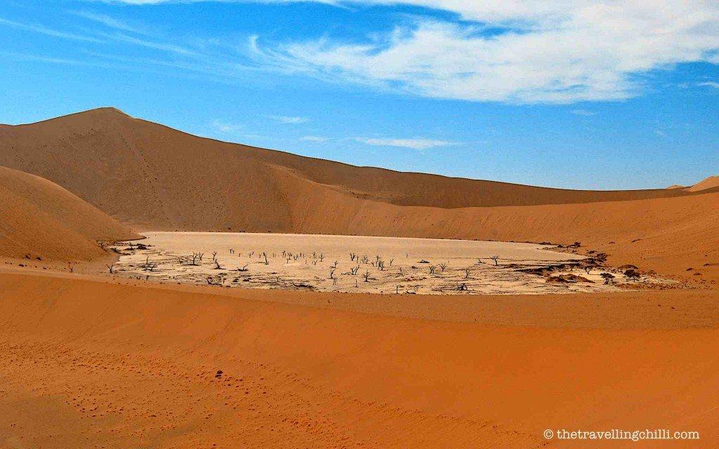 namibia africa sossusvlei deadvlei natural wonders