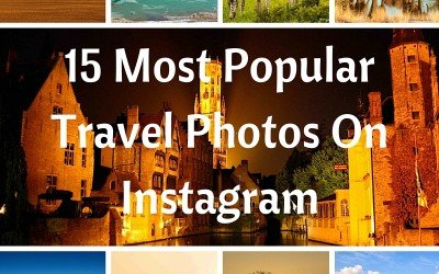 15 Most Popular Travel Photos On Instagram