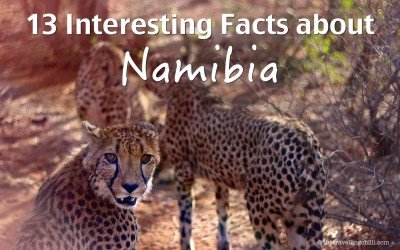 13 Interesting Facts about Namibia