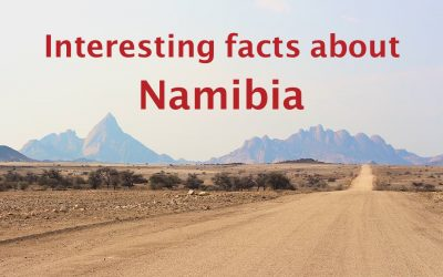 21 Interesting facts about Namibia most people don't know