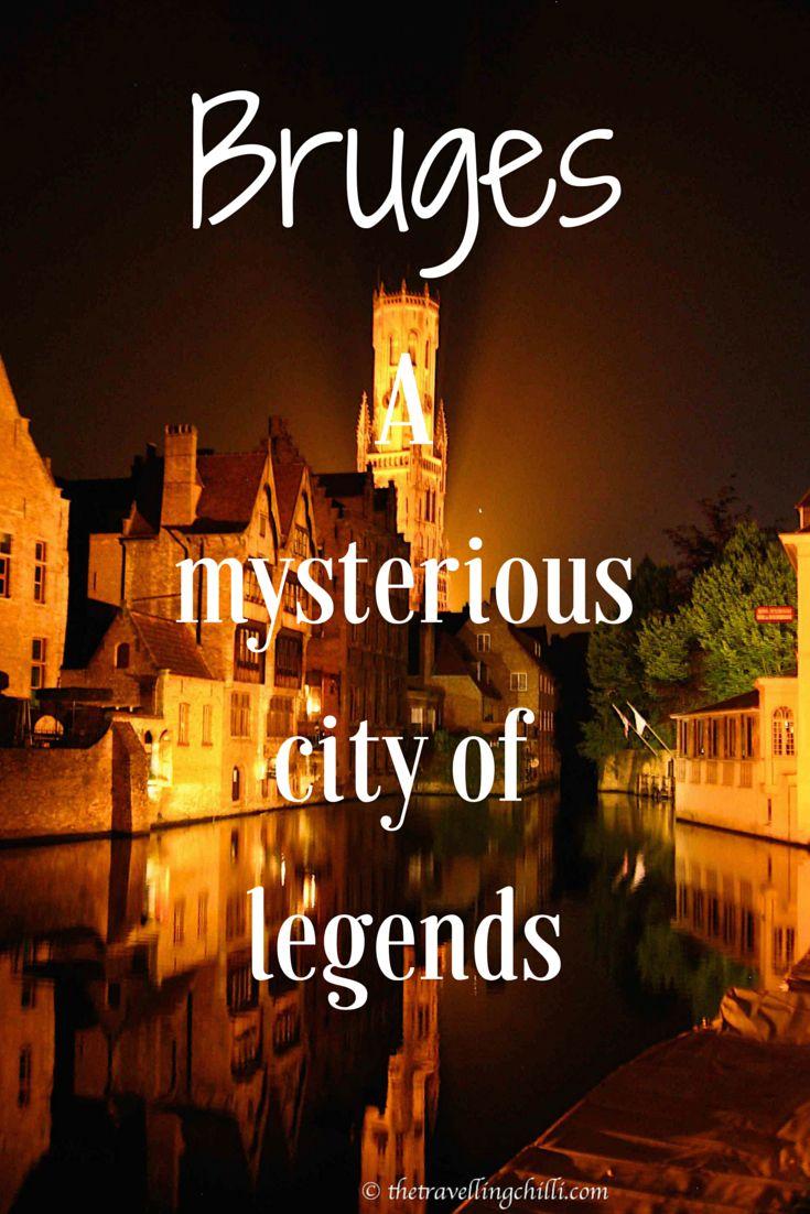 Bruges mysterious city of legends belgium | Bruges Belgium | Brugge | visit Bruges Belgium | bezoek Brugge | what to see in Bruges | #bruges #Belgium #BrugesBelgium #visitBruges #VisitFlanders