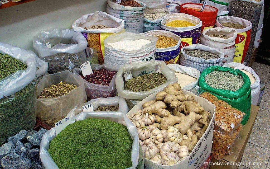 Souq Waqif Spice Shops