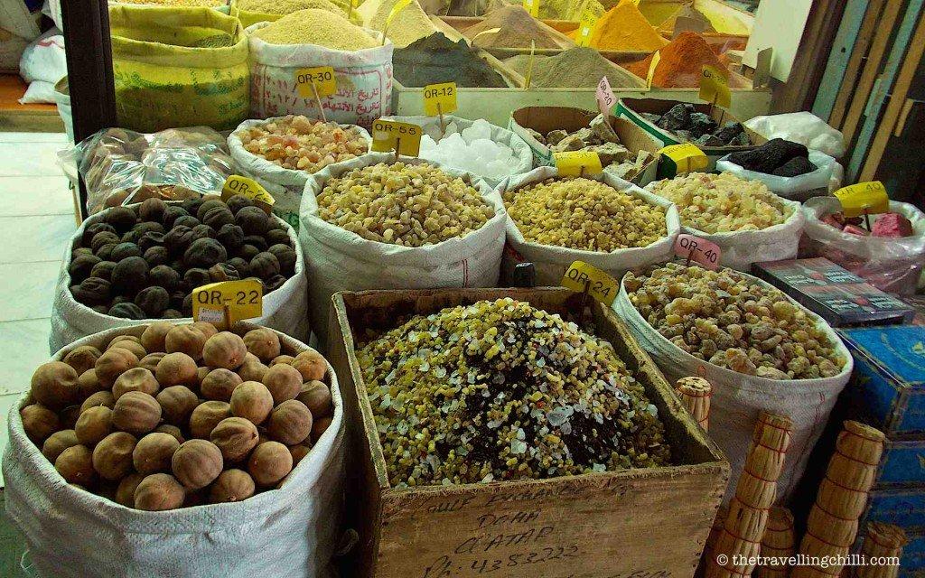 qatar doha dried fruit nuts souq waqif