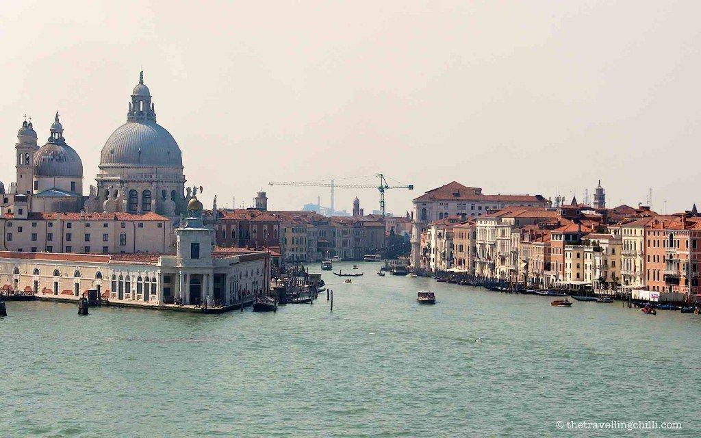 Venice Italy Canal Grande