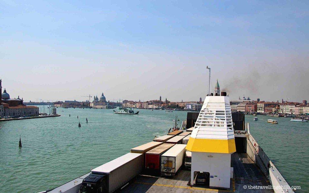 venice italy ferry