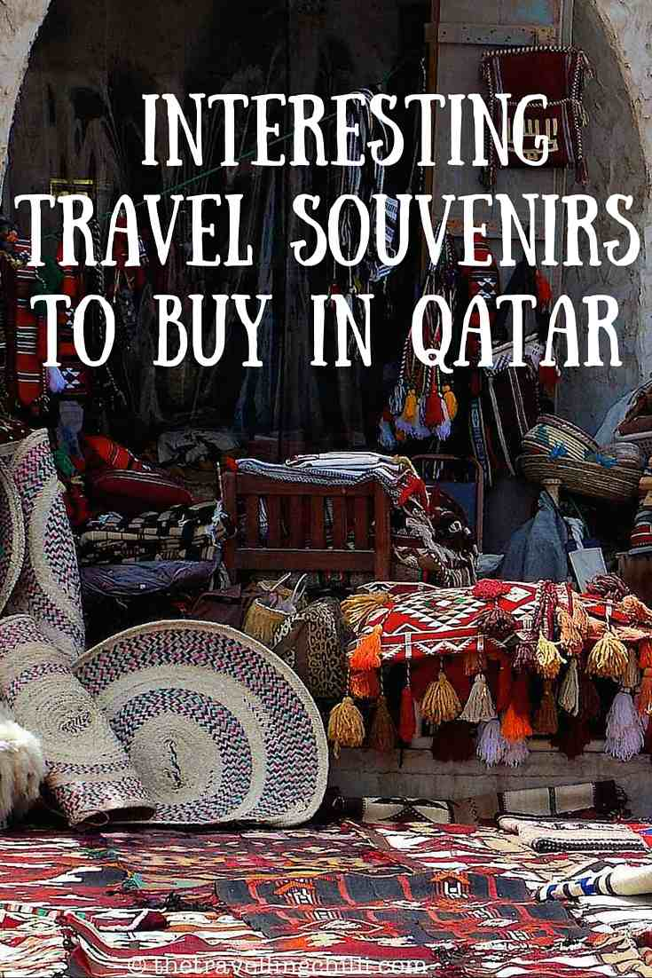 the most interesting travel souvenirs to buy in qatar