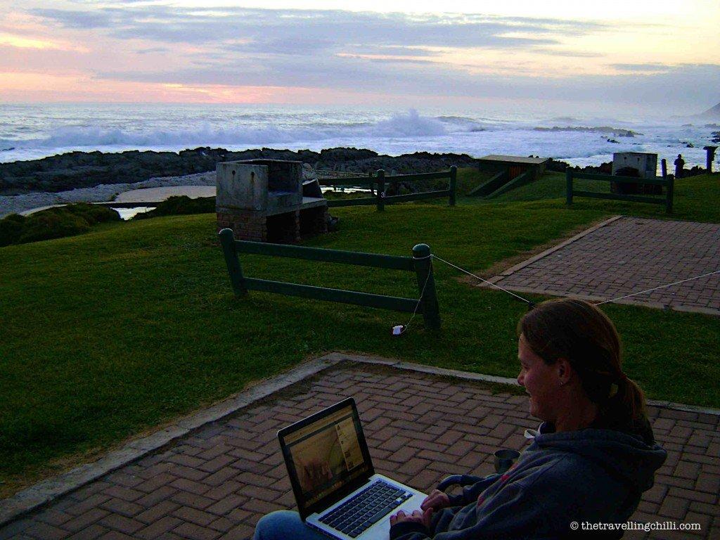 Free Wi-Fi, Tsitsikama National Park