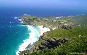 Cape point peninsula south africa