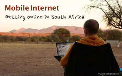 Mobile Internet –  Online in South Africa