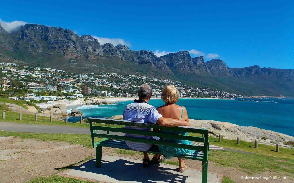 The 12 Apostles, Camps Bay, Cape Town, South Africa